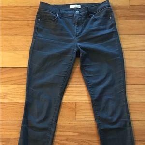 Ann Taylor Loft Jean/ legging Size 4